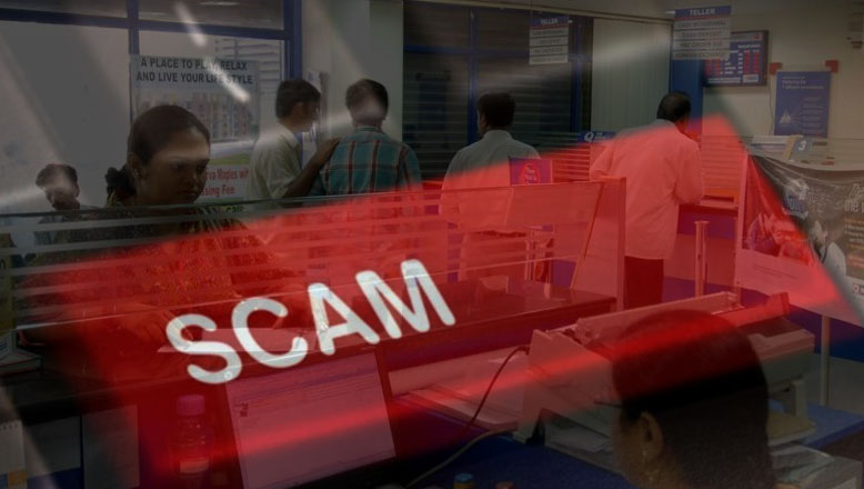 Indian banks scams issue