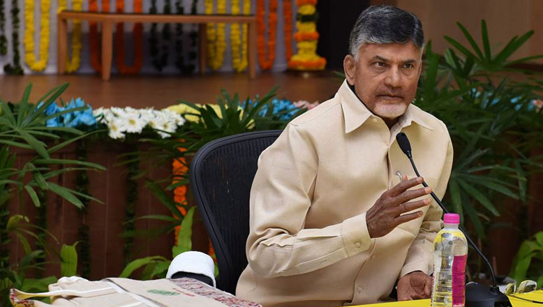chandrababu naidu quit from NDA alliance