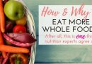 whole foods for lose weight