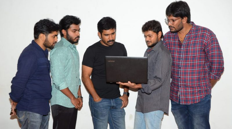 Vijay Anthony releases a song from Malli Malli Chusa!