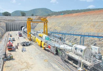 Veligonda project goes to Megha, Govt saves 62.1 crore