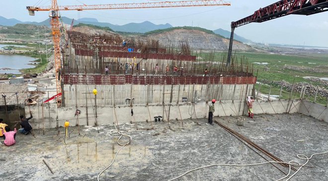 Polavaram: Irrigation facility for the command area by June 2022