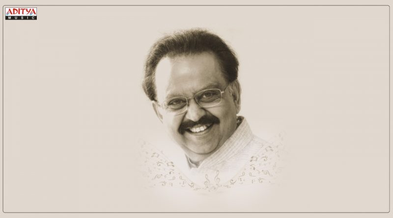Sri SP Balasubramaniam's demise leaves a void that can never be filled: Team Aditya Music