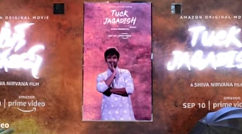Tuck Jagadish a.k.a. Natural Star Nani Surprises his fans With a Never Done Before Innovation in India